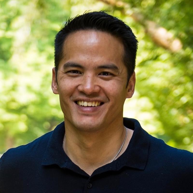 Picture of Speaker Laurence Koo